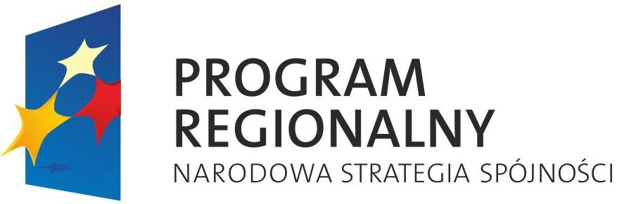 Program Regionalny Narodowa Strategia Spójności